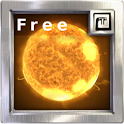 Solar Power - Free icon