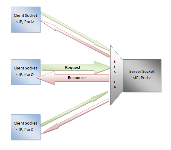 Networking: Client-Server and Socket Programming (in Python