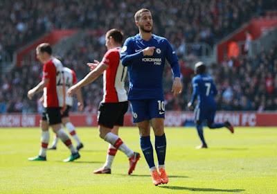 Eden Hazard hésite sur la suite à donner à sa carrière
