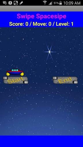 Swipe Spaceship 1.0 screenshots 2