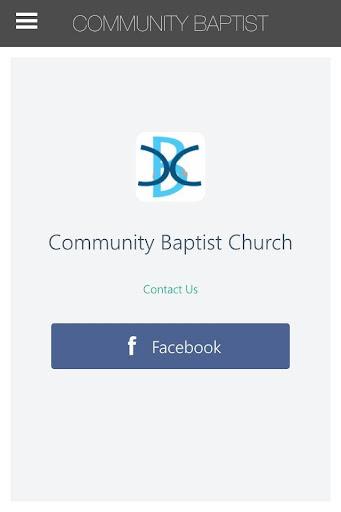 WS Community Baptist Church