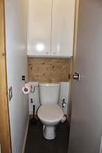 Photo: WC séparés (placard privé, non accessible)