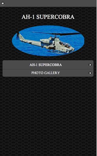 AH -1 슈퍼 코브라 헬기|玩書籍App免費|玩APPs