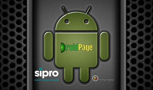 DroidPage