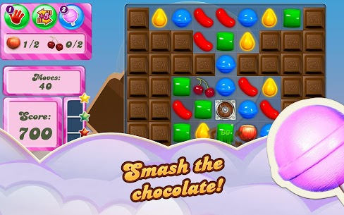 Candy Crush Saga 1.110.1.1 (Unlimited Lives/Moves) Mod Apk 9