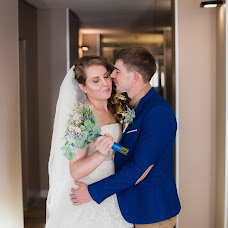 Wedding photographer Alena Chumara (Prickle). Photo of 29.09.2015