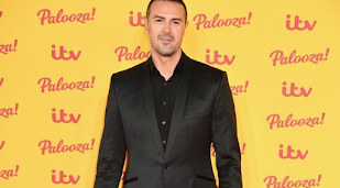 Paddy McGuinness shouts at his hair to make it grow