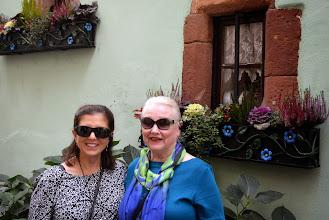Photo: Kathy and Moireen
