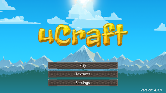 uCraft Free - náhled