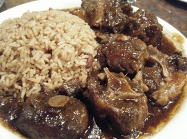 Yummy Oxtails Recipe