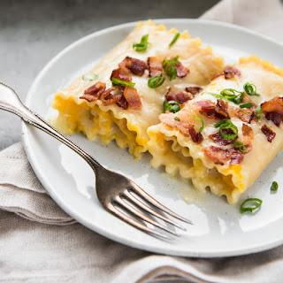 Roasted Kabocha Lasagna