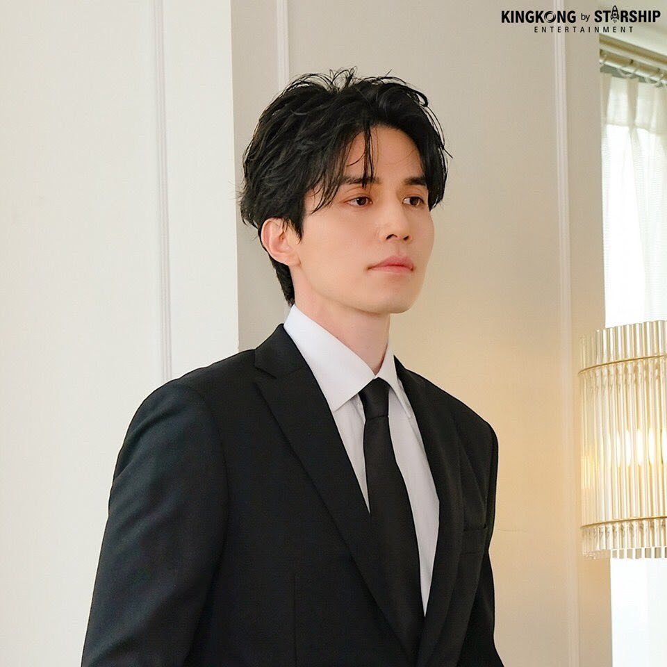 lee dong wook starship