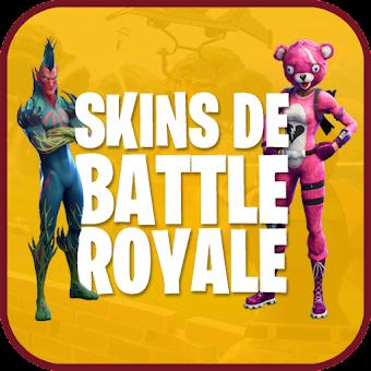Skins For Fortnite Battle Royale For MCPE Hileli APK Indir Mod Apk - Skin para minecraft pe de apixelados