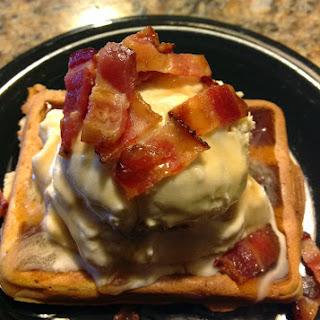 Maple Bacon Ice Cream.