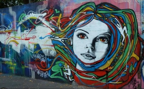 a discussion on expressive freedom and graffiti artwork