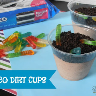 Oreo Dirt Cups