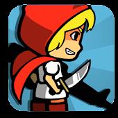 BAD ASS Red Riding Hood