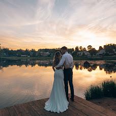 Wedding photographer Anna Nikolaeva (nicolaeva92). Photo of 17.07.2018