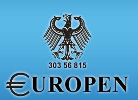 لوگوی یوروپن ، Euroren ،کالای تحریر تحریرچی