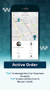 Safe Cab - Order Taxi & Private Car - سيف كاب - náhled