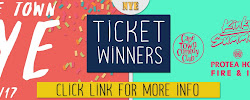 NYE TICKET GIVEAWAY WINNERS