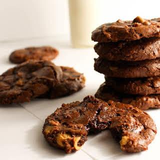 Gluten Free Brownie Cookies.