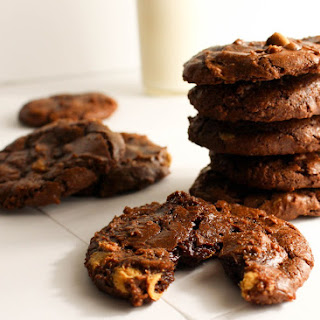 Gluten Free Brownie Cookies.