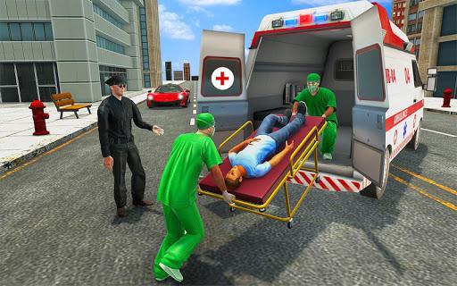 City Ambulance Emergency Rescue 1.02 de.gamequotes.net 2