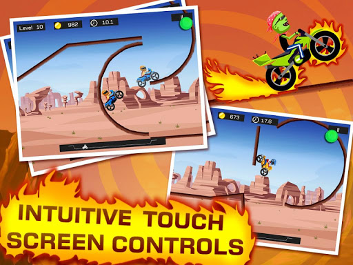 Top Bike - best physics bike stunt racing game screenshots 7