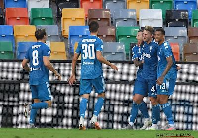 Matthijs de Ligt traint opnieuw mee met Juventus