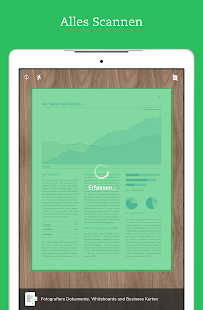 Evernote – Miniaturansicht des Screenshots