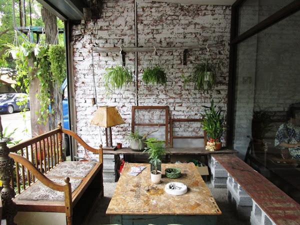 熱鬧街區上的靜謐老屋~民生咖啡People.Life.Cafe