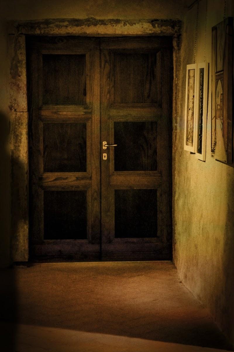 Dietro la porta di Bibanto