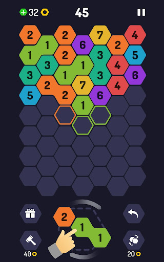 UP 9 - Desafio Hexagonal!