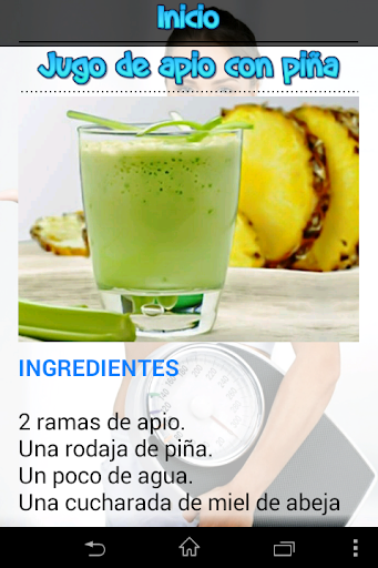玩免費生活APP|下載Bebidas Adelgazantes app不用錢|硬是要APP