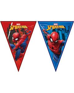 Girlang, Spiderman 9 flaggor