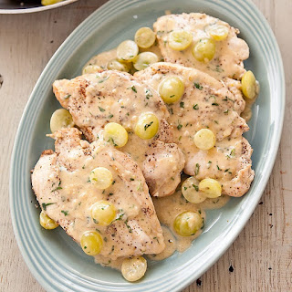 Chicken Breast Veronique Recipes