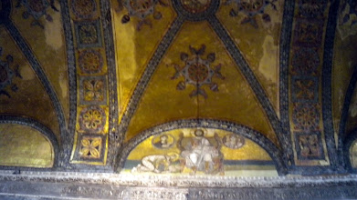 Photo: Hagia Sophia, Mosaics