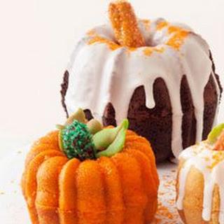 Pumpkin Patch Cakes