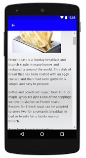 How to Make French Toast - náhled