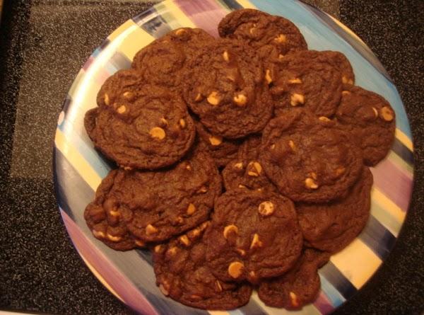 Chocolate Peanut Butter Chip Cookies Recipe