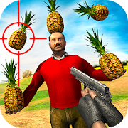 Game Pineapple Shooting Game 3D APK for Windows Phone