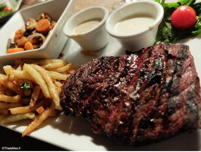 レストラン ステーキ パリ ラレレトゥール ミシュラン ぐるなび 食べログ