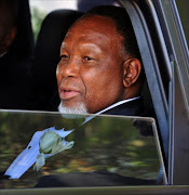 Deputy President Kgalema Motlanthe arrives for his wedding. Photo: GCIS