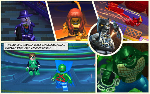 LEGO ® Batman: Beyond Gotham  screenshots 17
