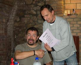 Photo: Bence! Hú de megváltoztál, tisztára olyan vagy, mint a Gyula!