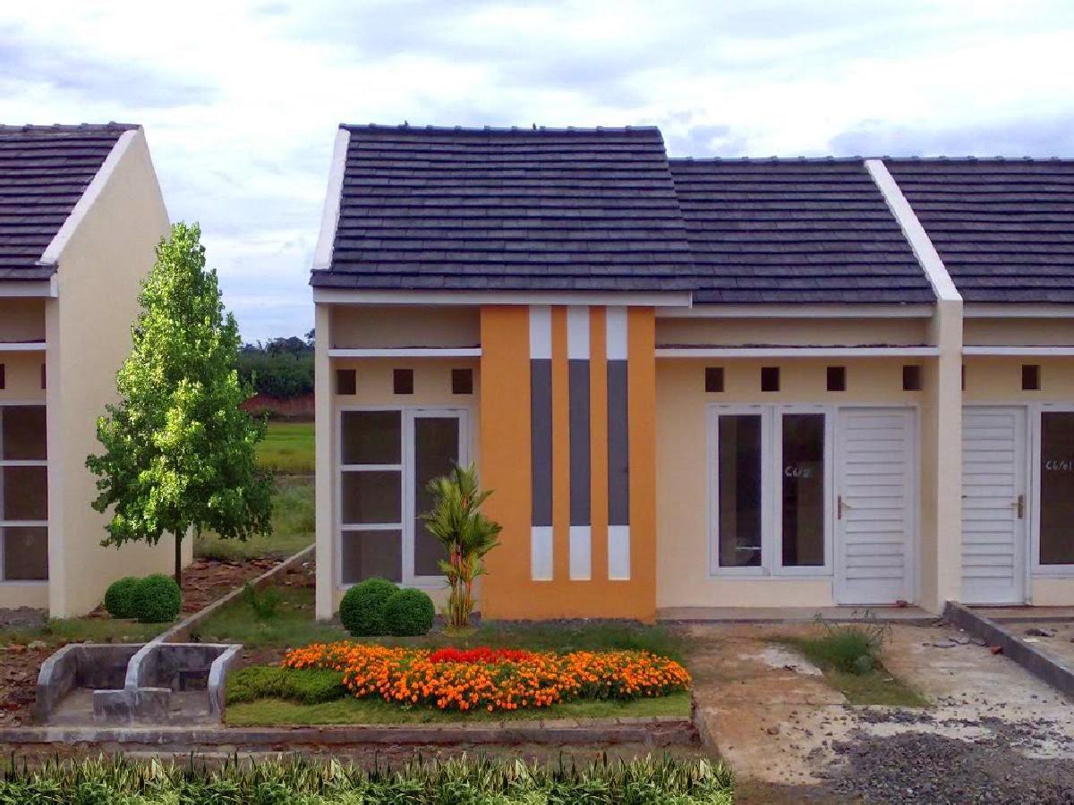 6 Bentuk Rumah Sederhana Di Kampung Yang Cantik Dan Asri