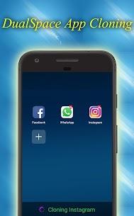 Dual Space – Multiple Space – App Cloner 2
