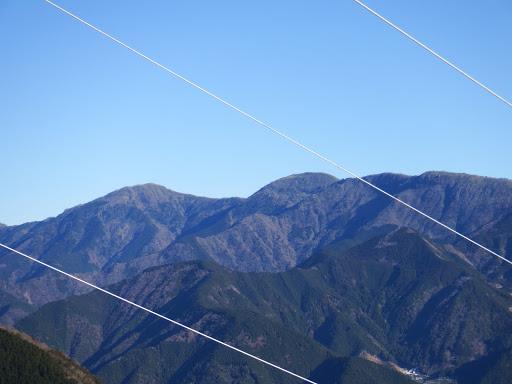 十枚山(左)など