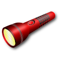 LED Flashlight Batt Efficient